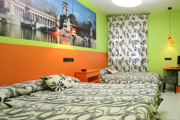 Jc Rooms Puerta Del Sol - фото 3