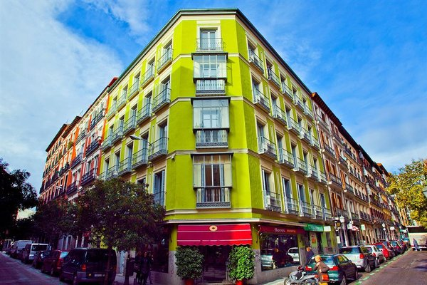 Madrid Central Suites - фото 23