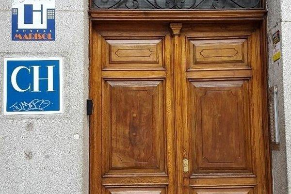 Hostal Casa de Huespedes Marisol - фото 21