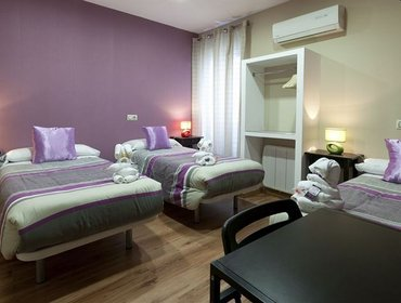 Guesthouse Hostal Art Madrid