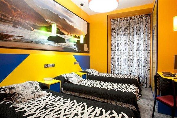 JC Rooms Santa Ana - 50