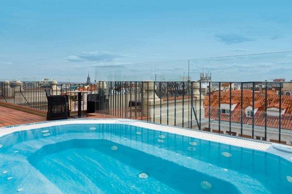 Отель Catalonia Atocha - фото 20