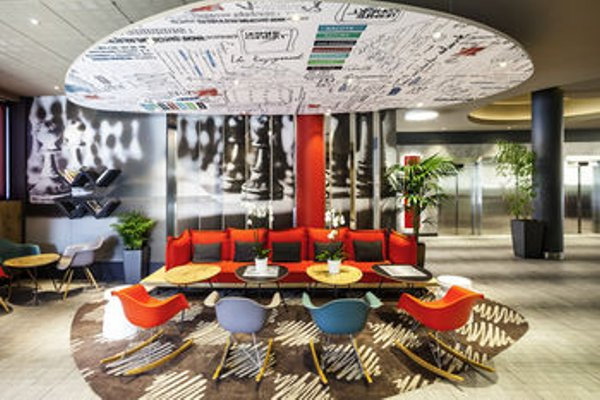 Ibis Madrid Aeropuerto Barajas - фото 10
