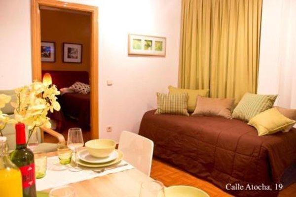 Apartamentos Madrid - фото 16