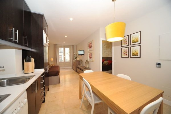 Apartamentos Madrid - фото 17
