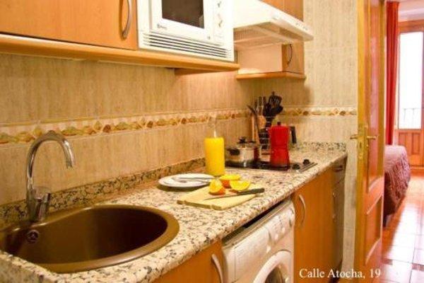 Apartamentos Madrid - фото 23