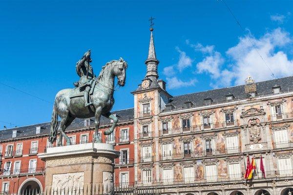 Apartamentos Puerta Del Sol - фото 22