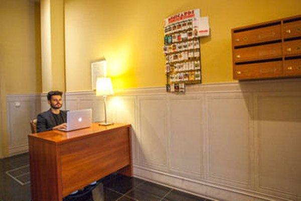 Palafox Central Suites - фото 21