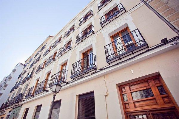 Palafox Central Suites - фото 23