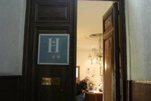 Hostal Hispano - фото 23