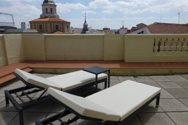 Hostal Abadia Madrid - 21