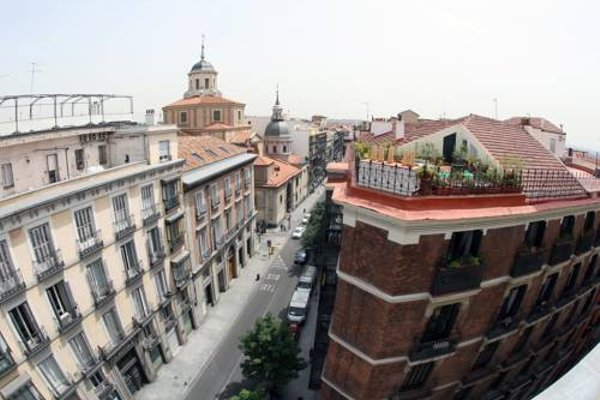 Hostal Abadia Madrid - 23