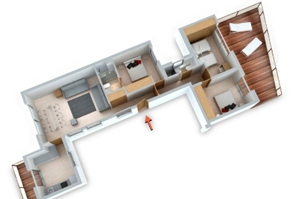 Eric Vokel Boutique Apartments - Madrid Suites - фото 14