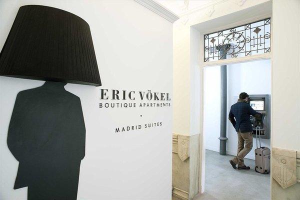 Eric Vokel Boutique Apartments - Madrid Suites - фото 16
