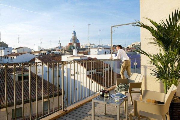 Eric Vokel Boutique Apartments - Madrid Suites - фото 18