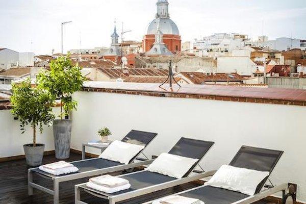 Eric Vokel Boutique Apartments - Madrid Suites - фото 19