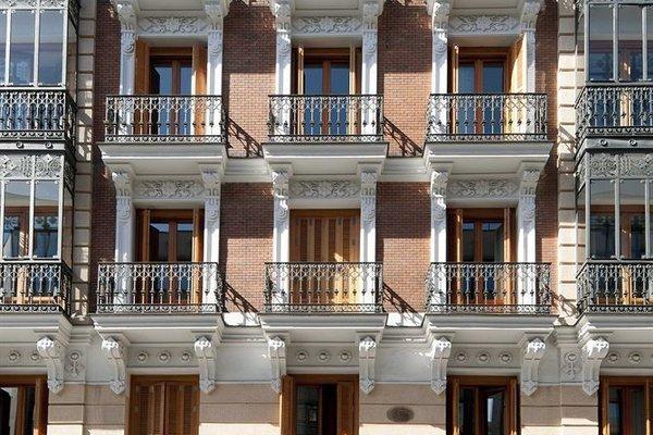 Eric Vokel Boutique Apartments - Madrid Suites - фото 21