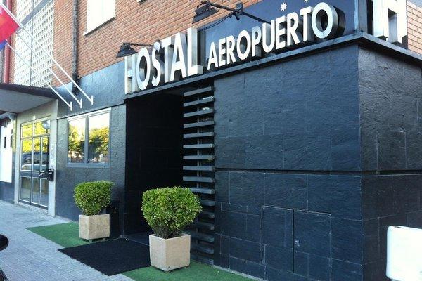 Hostal Aeropuerto - фото 19