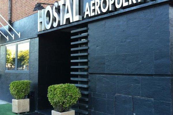 Hostal Aeropuerto - фото 23