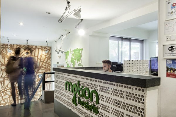 Madrid Motion Hostels - 15