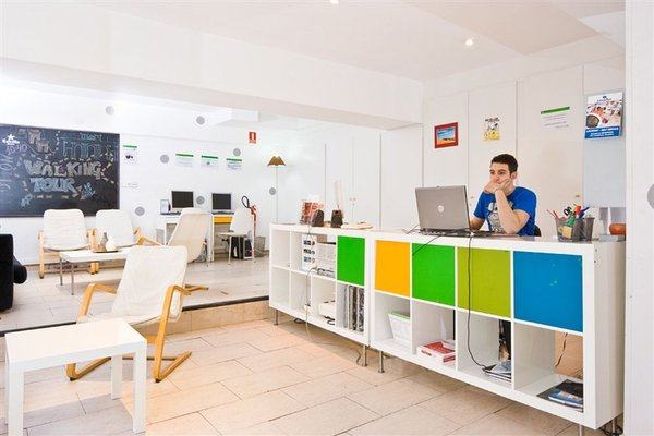 Madrid Motion Hostels - 16