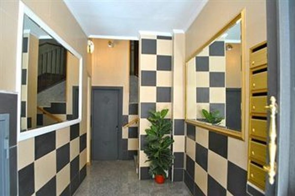 Madrid City Rooms - фото 13