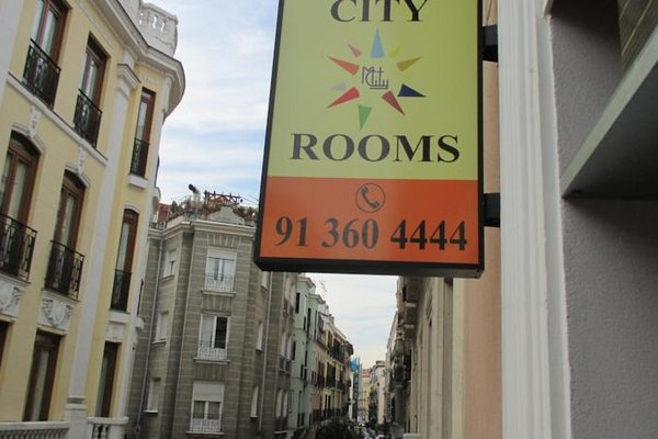 Madrid City Rooms - фото 23