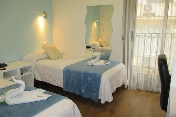 Madrid City Rooms - фото 5