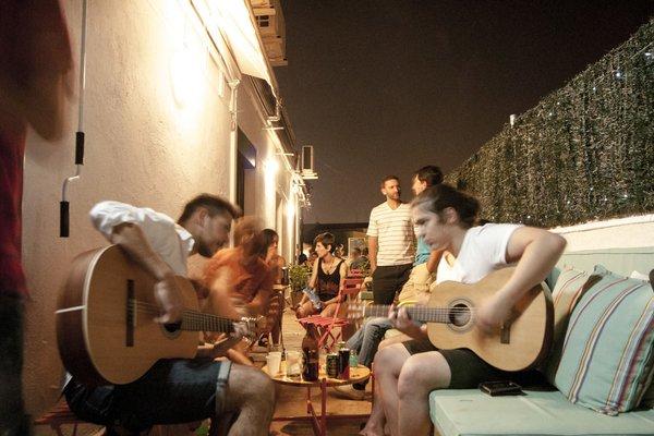Las Musas Hostel - фото 10