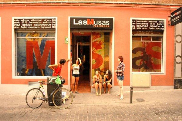 Las Musas Hostel - фото 21