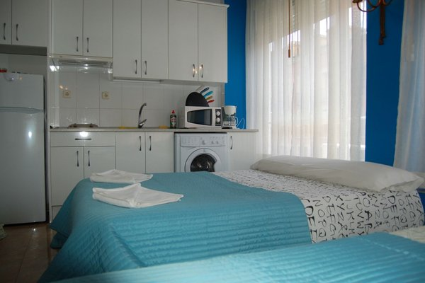 Village Apartments Centro - фото 50