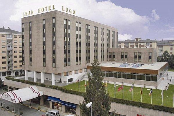Gran Hotel Lugo - фото 23