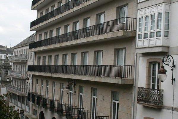 Hotel Mendez Nunez - фото 21
