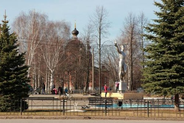 Гостиница Костромской ГРЭС - фото 21