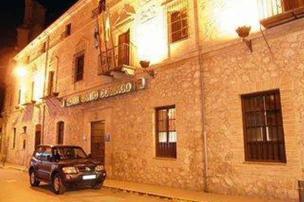 Hotel Santo Domingo Lucena - фото 22