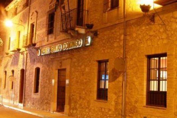 Hotel Santo Domingo Lucena - фото 23
