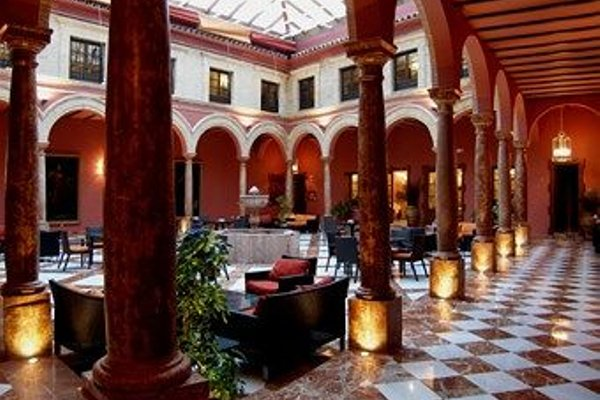Hotel Santo Domingo Lucena - фото 6