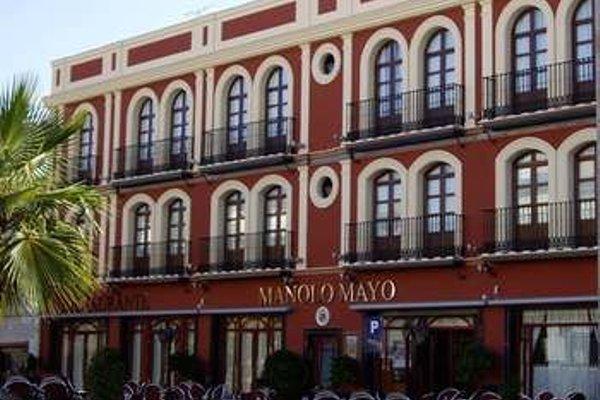 Hotel Manolo Mayo - 23