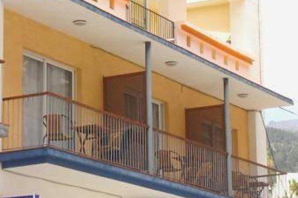 Apartamentos El Patio - фото 50