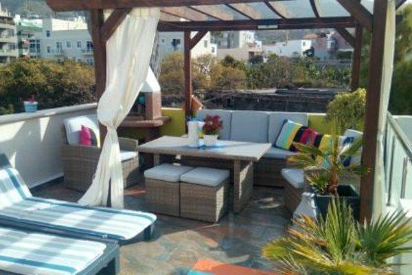 Apartamentos El Patio - фото 22