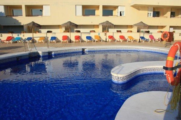 Apartamentos Turisticos Canos de Meca - фото 16