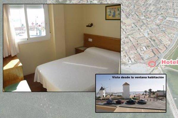 Hotel Los Molinos - фото 50