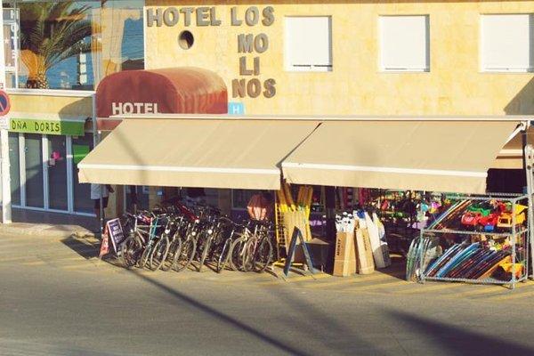 Hotel Los Molinos - фото 17