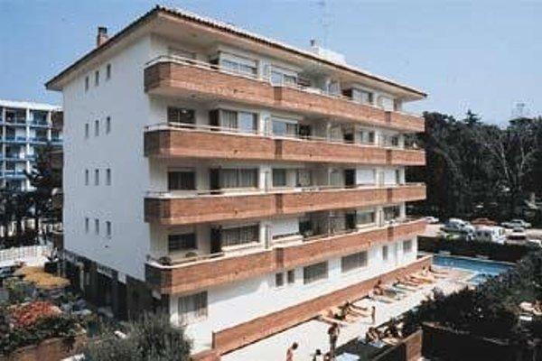 Apartamentos Eldorado - фото 21