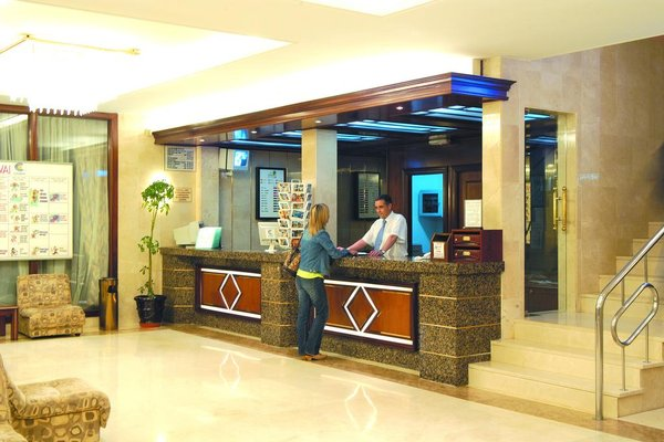 Evenia Hotel Montevista - фото 11