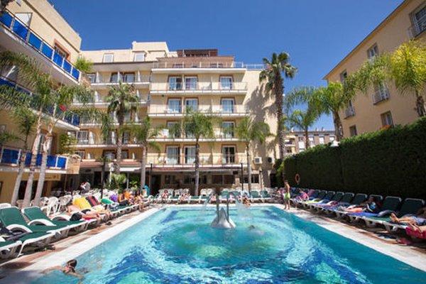 Cleopatra Spa Hotel - фото 21
