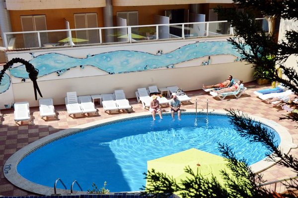 Hotel Moremar - фото 22