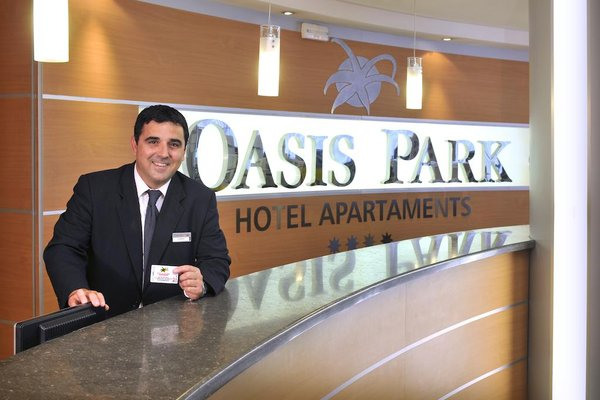GHT Oasis Park & Spa - фото 12
