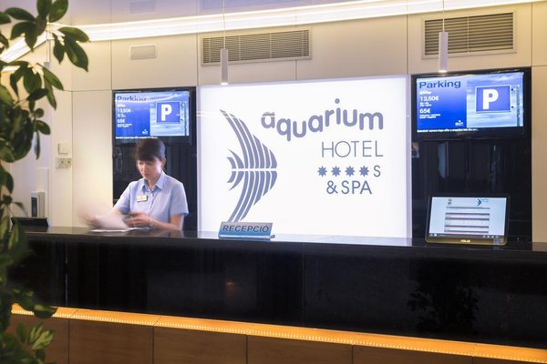 GHT Aquarium & Spa - фото 12
