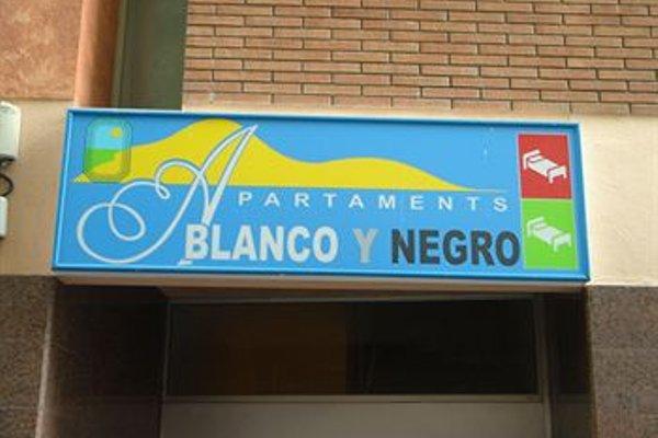 Apartamentos Blanco y Negro - фото 17